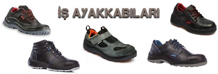 çelik burun iş ayakkabıları