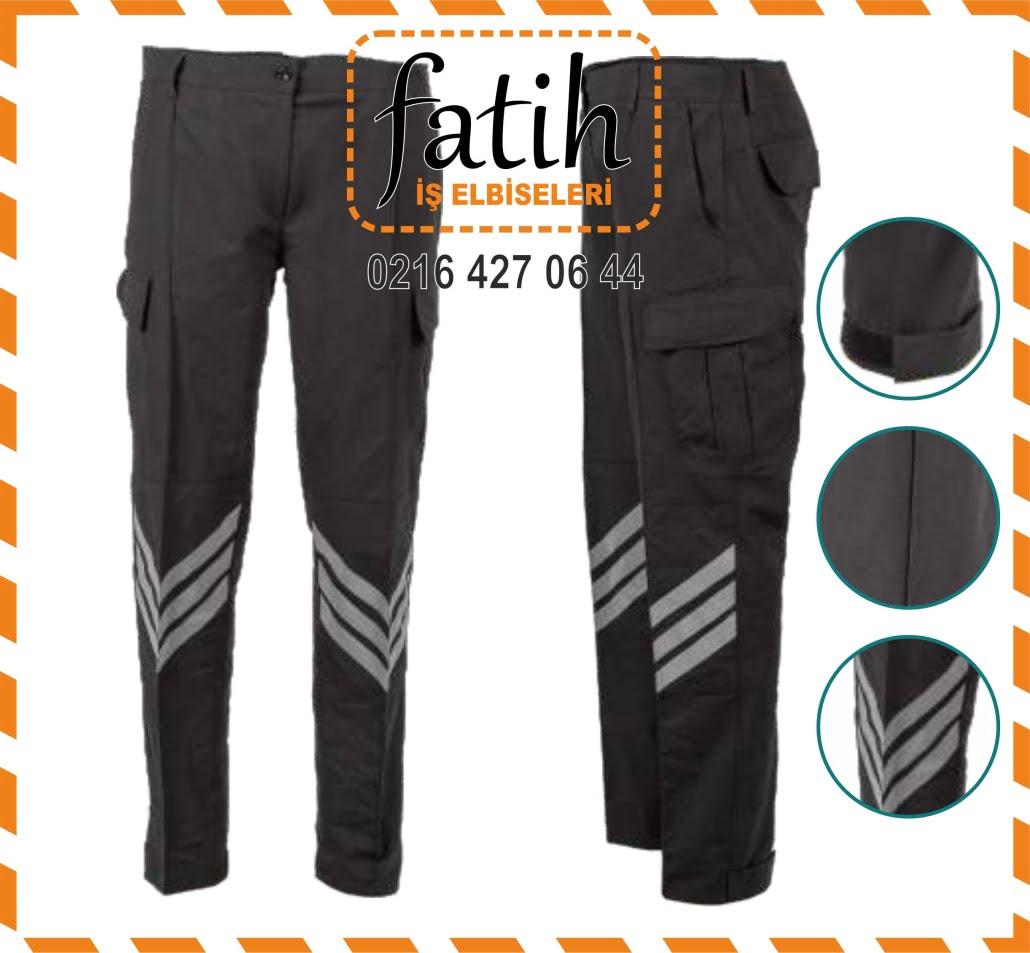 Yeni Model Güvenlik Pantolonu