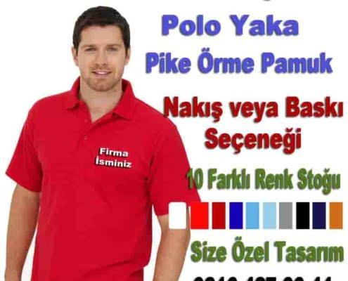 Persolen kıyafeti polo yaka tişört
